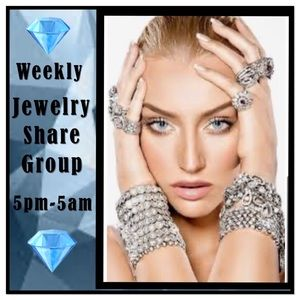 Jewelry Party Share Group Info and Convers…